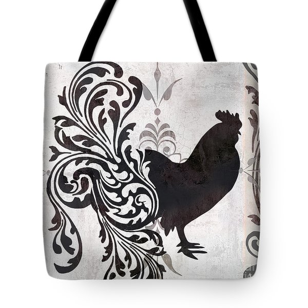 Weathervane II Tote Bag by Mindy Sommers