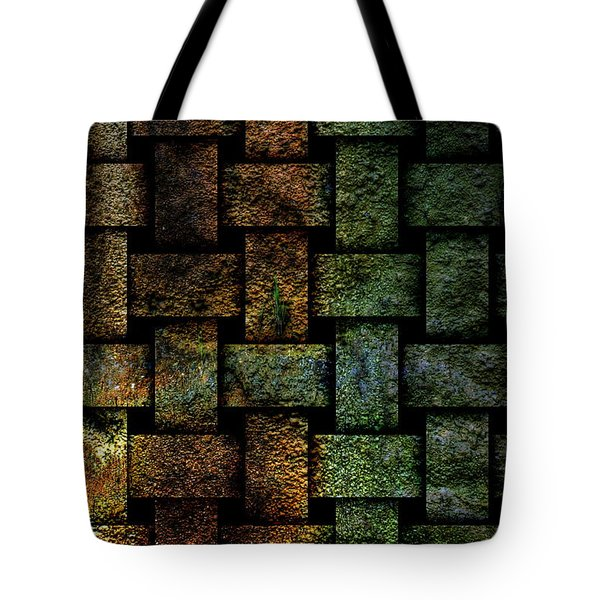 Weave A Might Stone Tote Bag