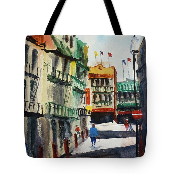 Waverly Place Tote Bag