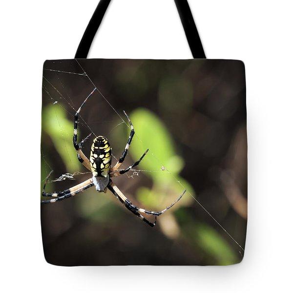 Web Builder Tote Bag