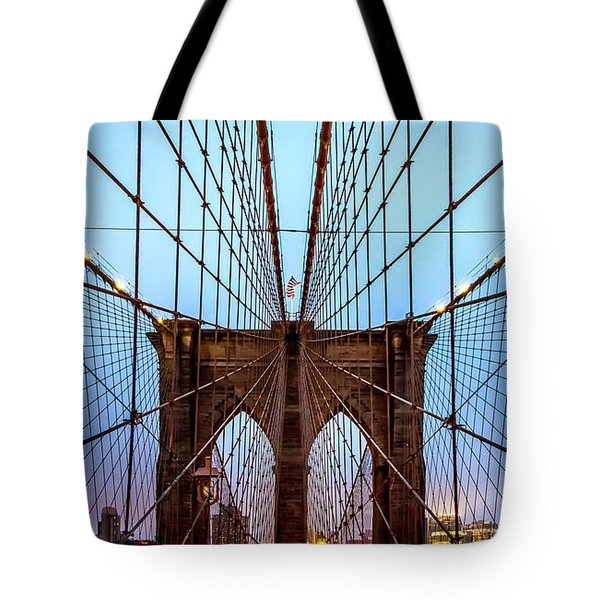 Web Of Passion Tote Bag