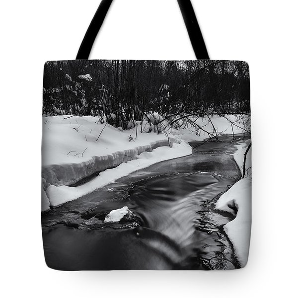 Weber Creek Tote Bag