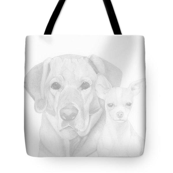 Webster And Lulu Tote Bag