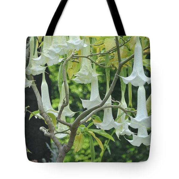 Wedding Bells Tote Bag