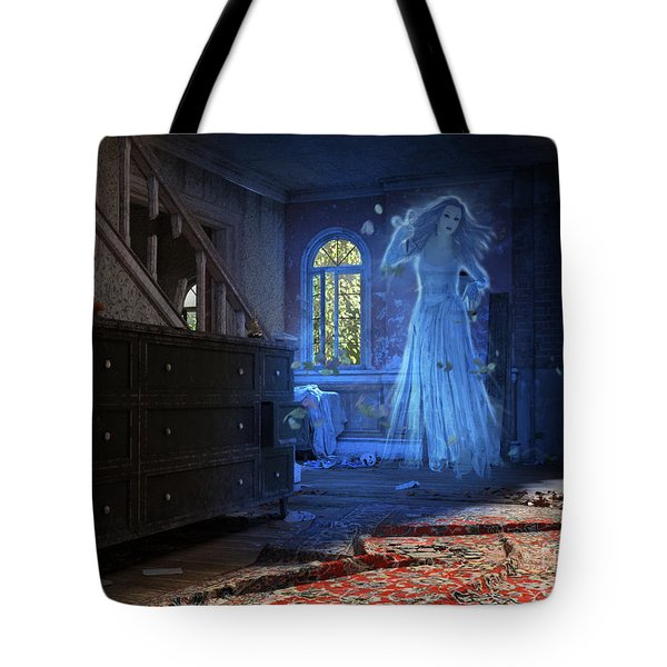 Wedding Calamity Tote Bag