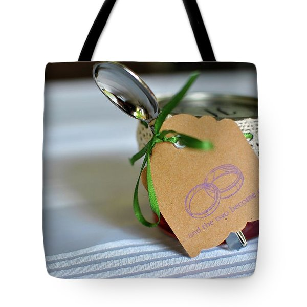 Wedding Take Home Gift Tote Bag