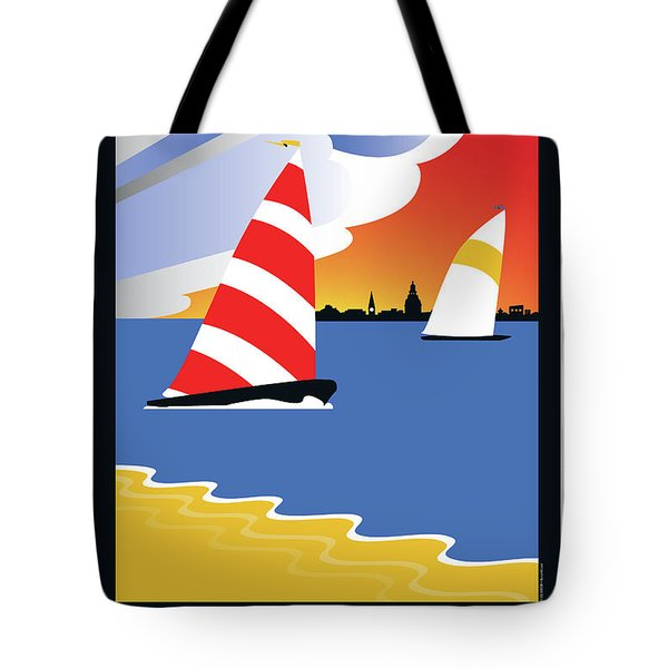 Wednesday Afternoon Tote Bag