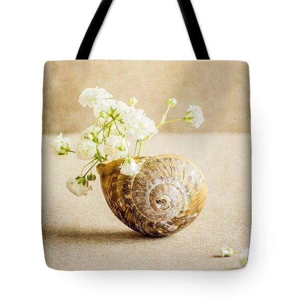 Wee Vase Tote Bag