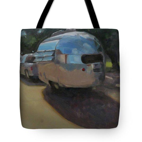 Wee Wind Tote Bag