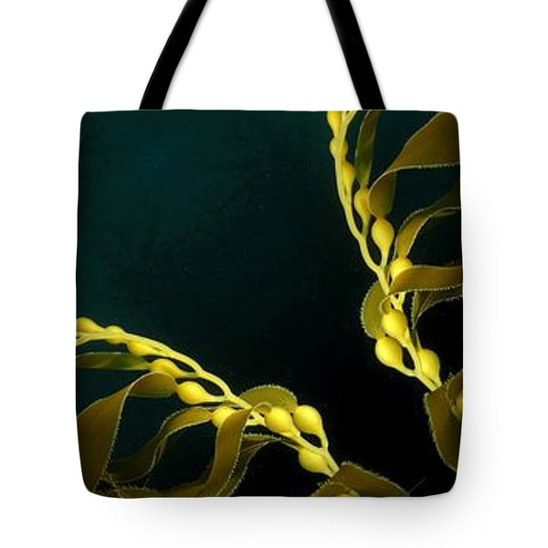Weed 1 Tote Bag by Ron Bissett