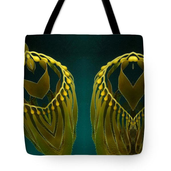 Weed 2 Tote Bag by Ron Bissett