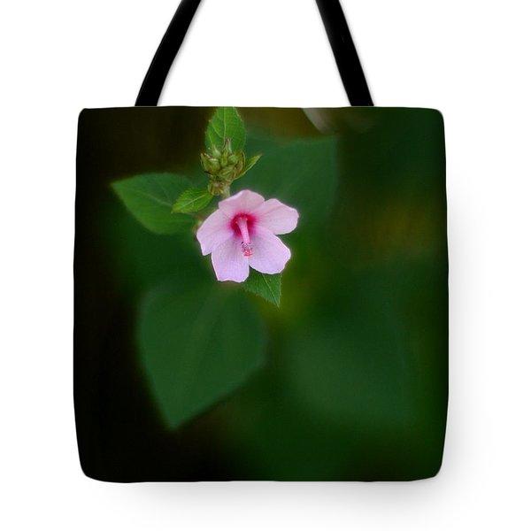 Weed Flower 907 Tote Bag