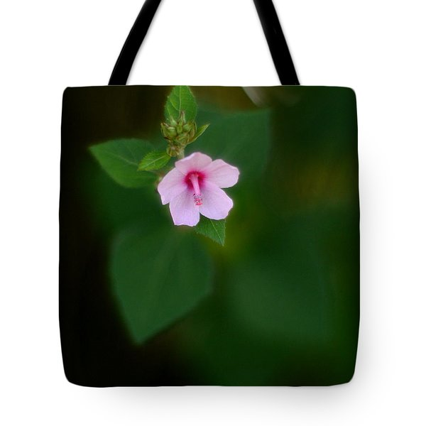 Weed Flower 907 Tote Bag