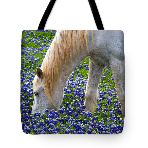 Weeding The Garden Tote Bag