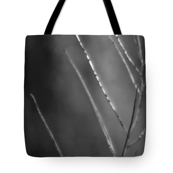 Tote Bag featuring the photograph Weeds 1 by Catherine Sobredo