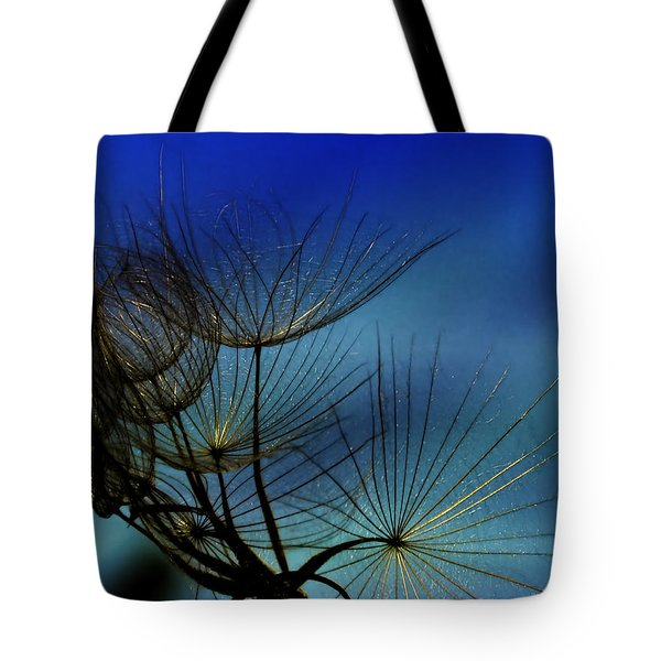 Tote Bag featuring the photograph Weeds Can Be Beautiful.... by Judy  Johnson