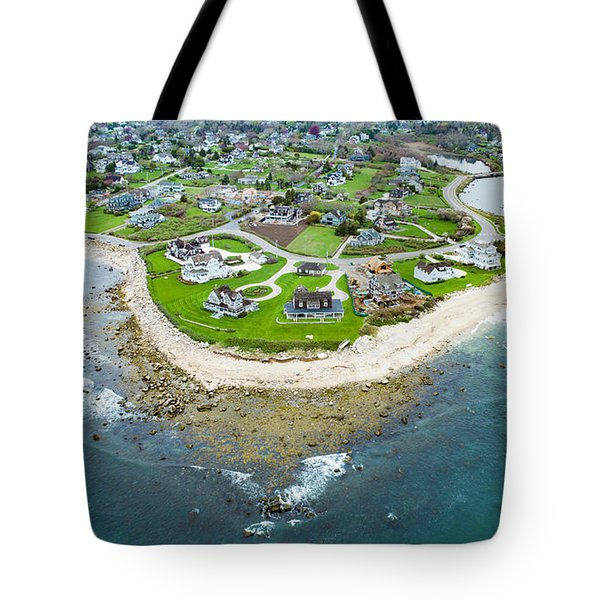 Weekapaug Point Tote Bag