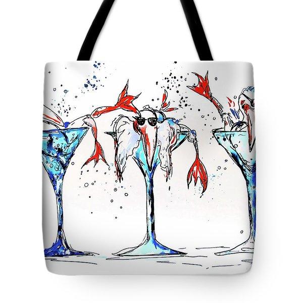 Weekend At Birdies Tote Bag