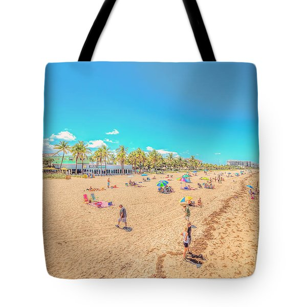 Weekend Fun Tote Bag