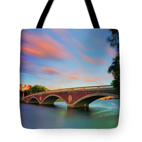 Weeks' Bridge Tote Bag