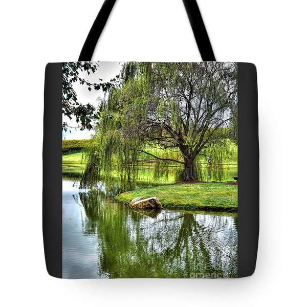 Weep No More Tote Bag