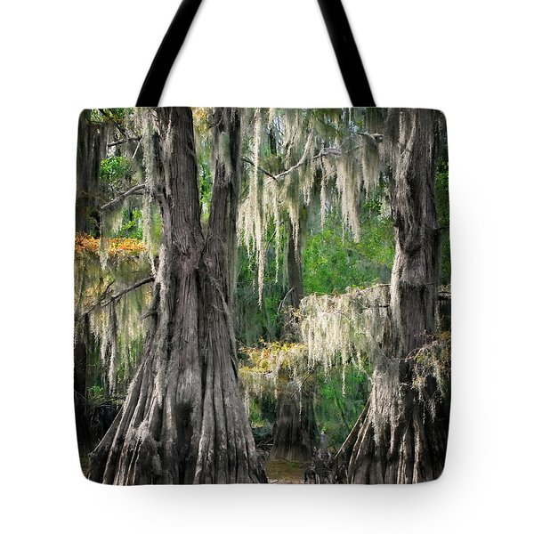 Weeping Canopy Tote Bag