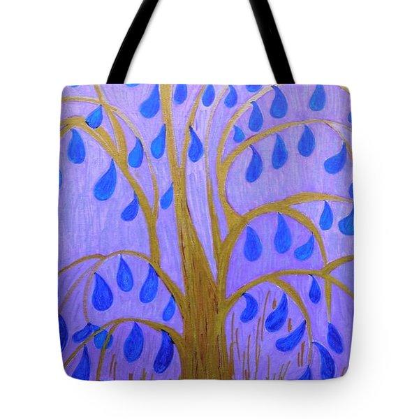 Weeping Tree Tote Bag
