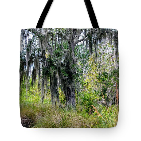 Tote Bag featuring the photograph Weeping Willow by Madeline Ellis
