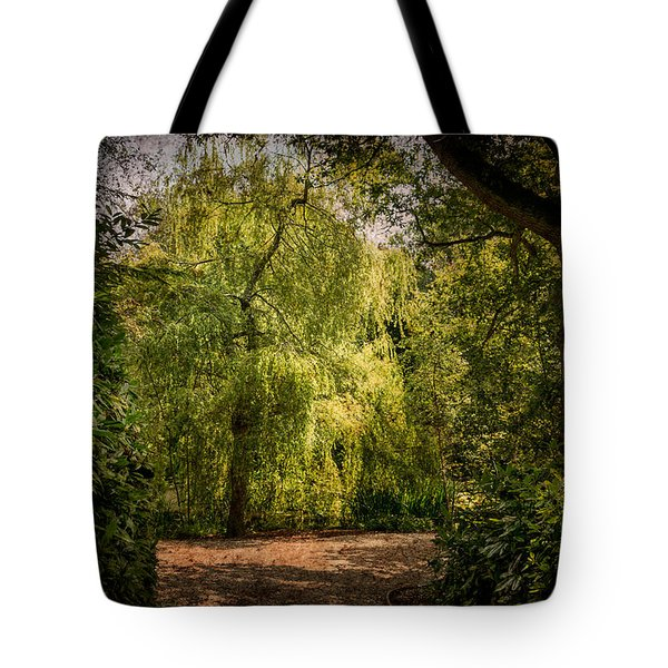 Tote Bag featuring the photograph Weeping Willow by Ryan Photography