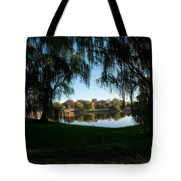 Weeping Willows Tote Bag