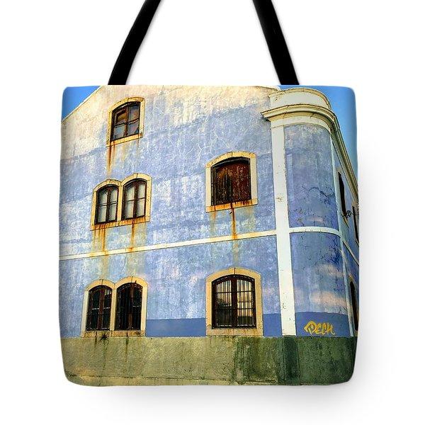 Weeping Windows Tote Bag