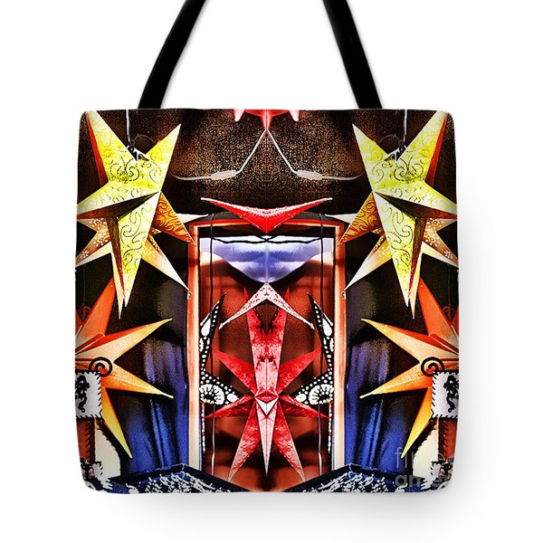 Tote Bag featuring the photograph Weihnachtslichten II by Jack Torcello