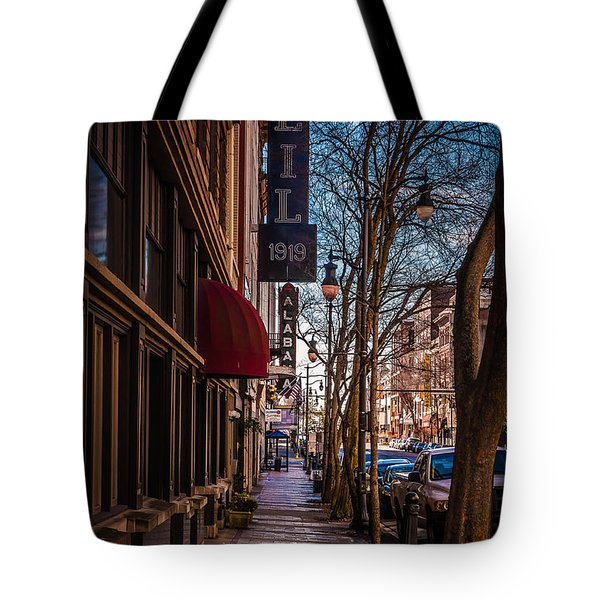 Weil Furs  Tote Bag by Phillip Burrow