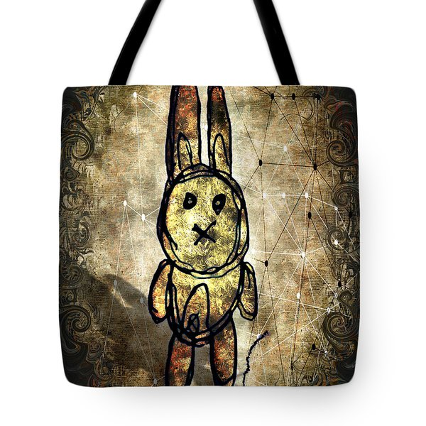 Weird Bun Tote Bag