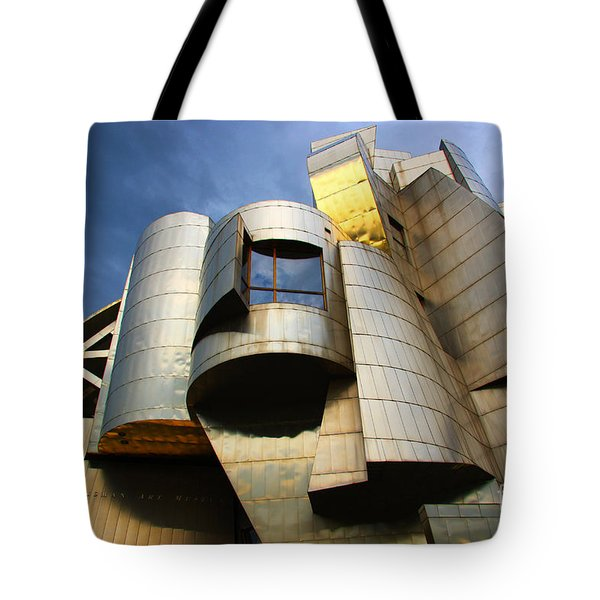 Weisman Art Museum University Of Minnesota Tote Bag