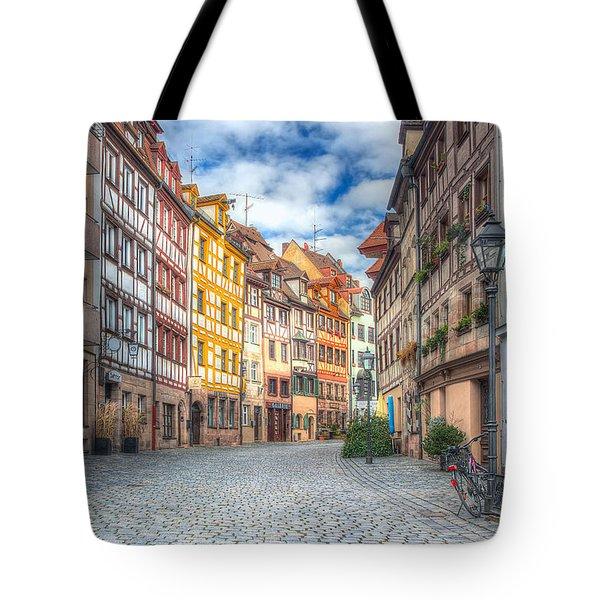 Weissgerbergasse Tote Bag