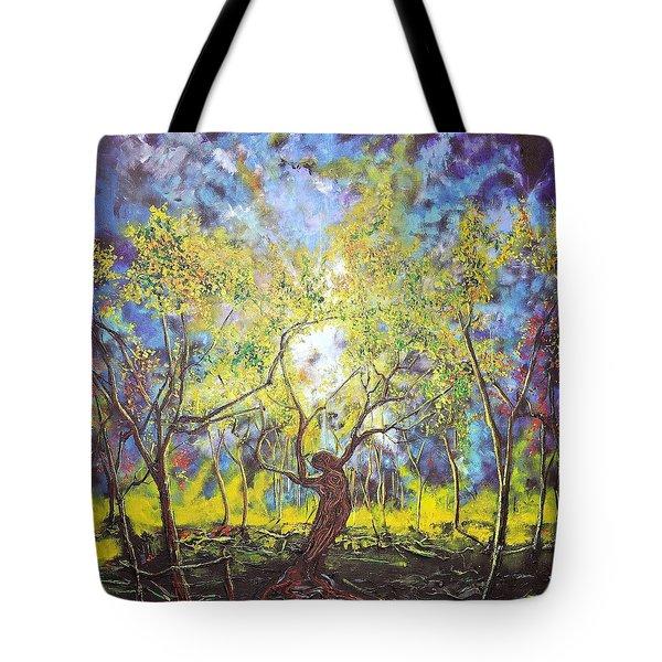 Wekiva Lady Tote Bag