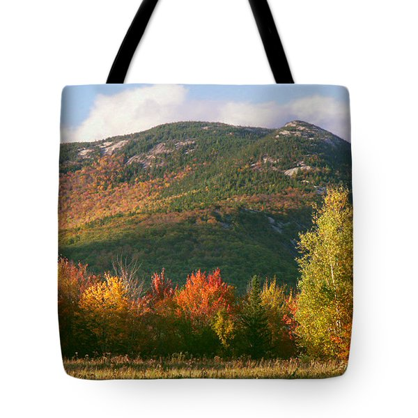 Welch And Dickey Mountains Tote Bag