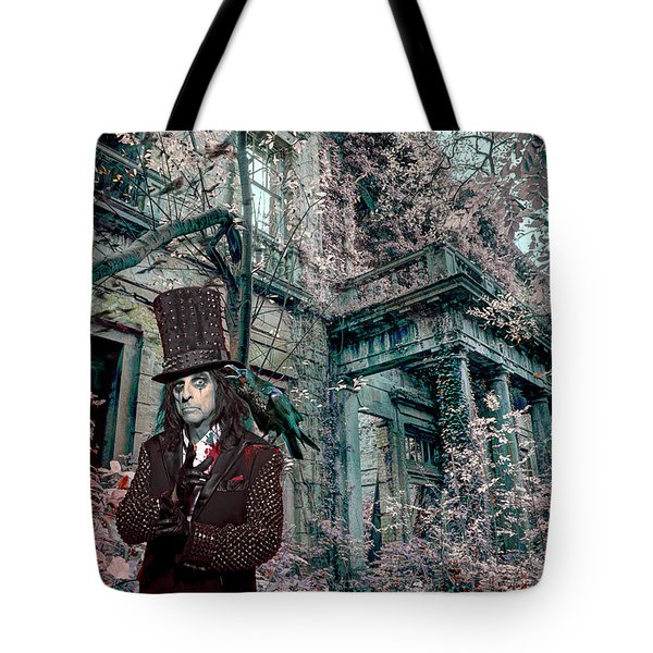 Welcome 2 My Nightmare Tote Bag
