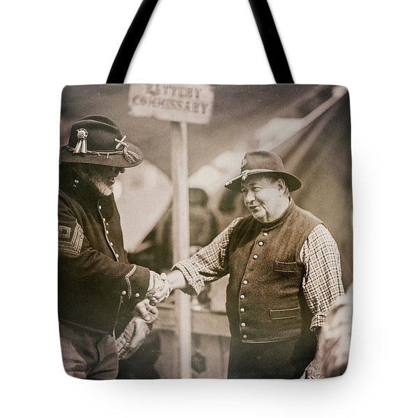 Welcome Doctor Tote Bag