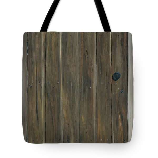 Welcome Relief Tote Bag by Kenneth Clarke