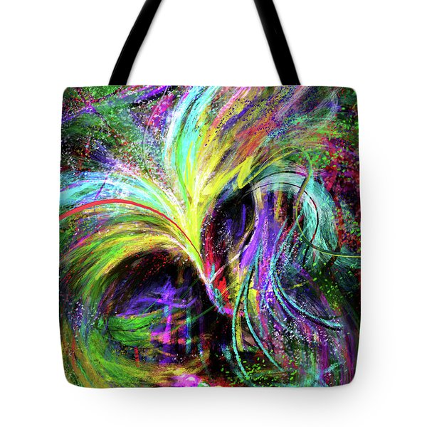 Welcome To Bourbon Street Tote Bag