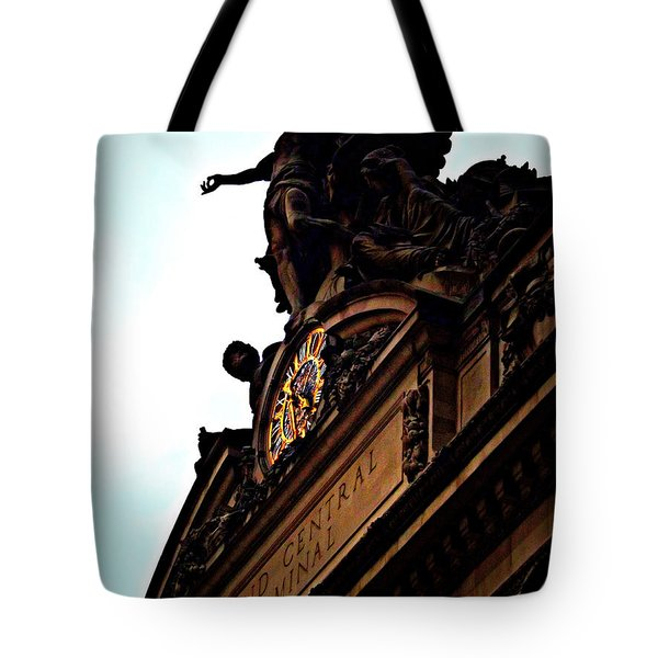 Welcome To Grand Central Tote Bag