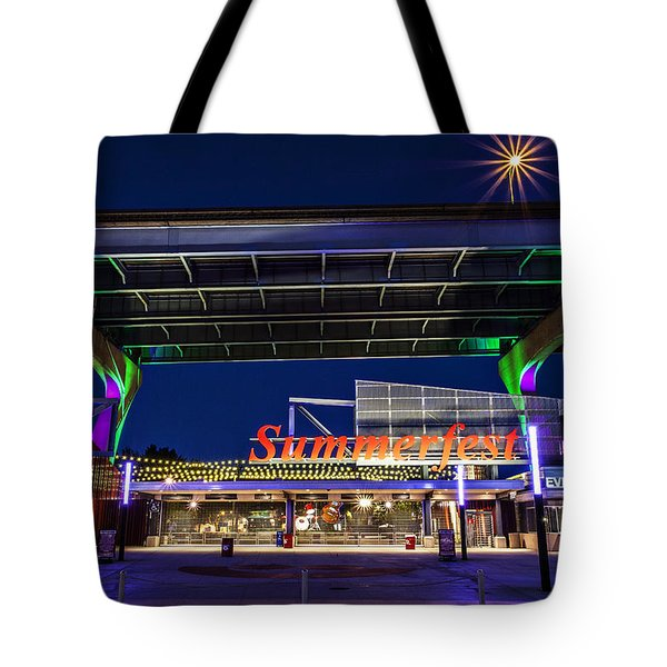 Welcome To The Fest Tote Bag