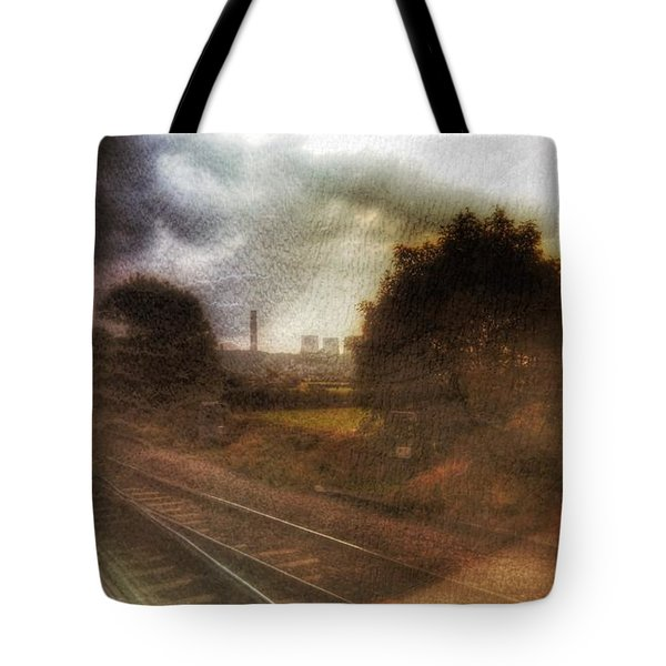 Tote Bag featuring the photograph Welcome To The North by Isabella F Abbie Shores FRSA