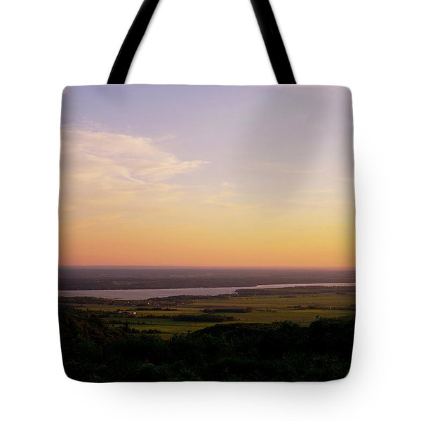 Welcome To The Valley Tote Bag