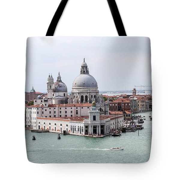 Welcome To Venice Tote Bag