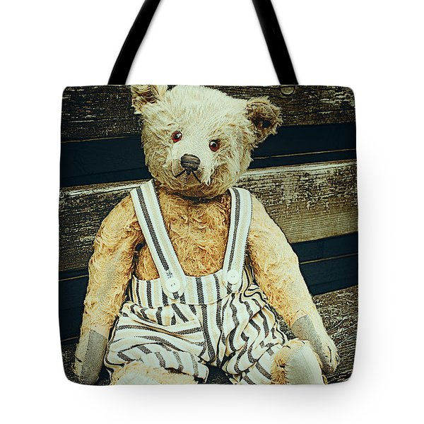 Well Advanced In Years Tote Bag