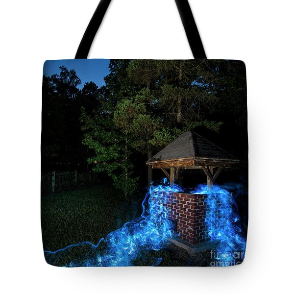 Well Color Tote Bag