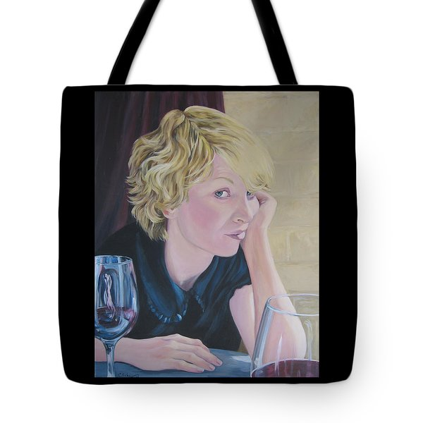 Well Tote Bag by Connie Schaertl
